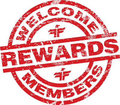 Welcome Rewards Member!